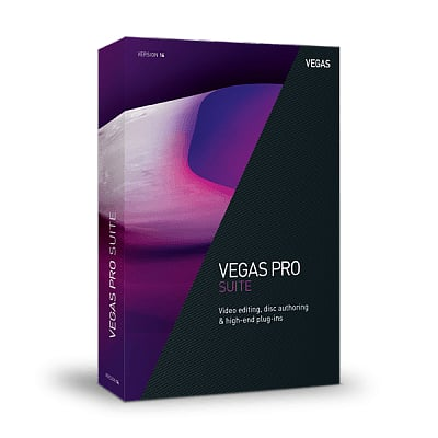 Video Editing Software Suite