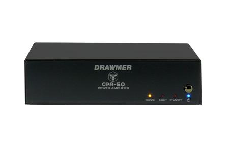 Drawmer CPA-50 Power Amplifier CPA50