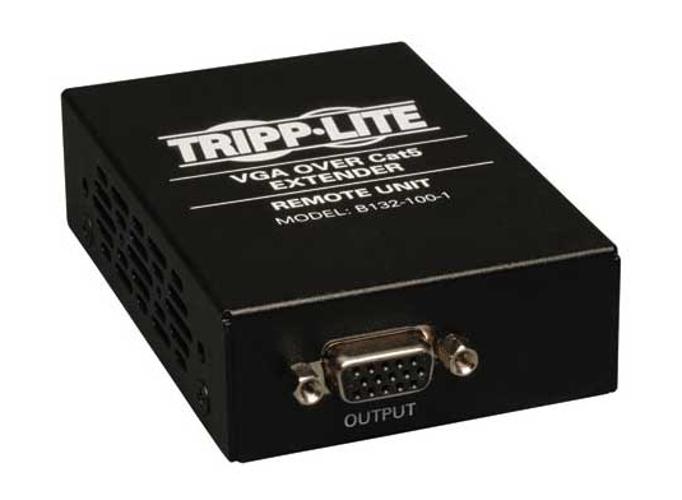 Tripp Lite B132-100-1 Receiver VGA over Cat5 TAA/GSA B132-100-1