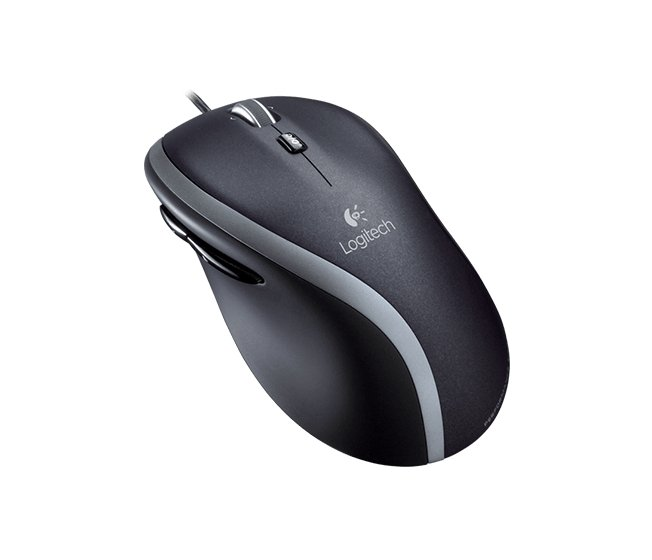 USB Corded Optical Mouse