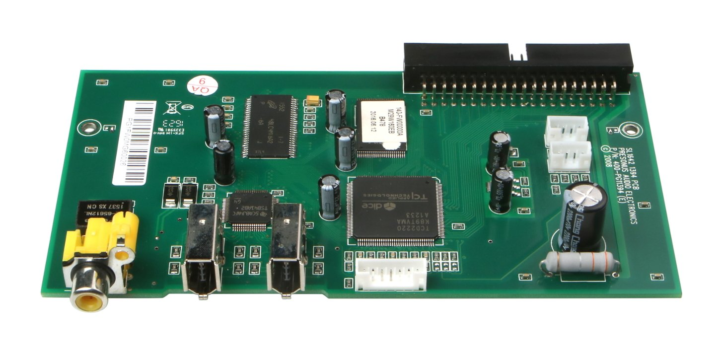 Firewire PCB Assembly for StudioLive 16.4.2