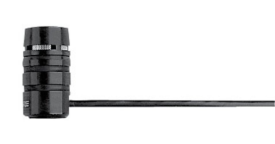 Cardioid Lavalier Condenser Microphone with TA4F Connector