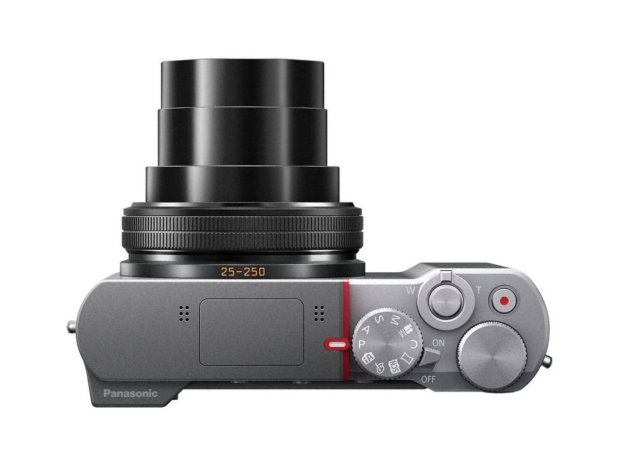 LUMIX 4K Digital Camera with 20MP Sensor, 25-250mm F/2.8-5.9