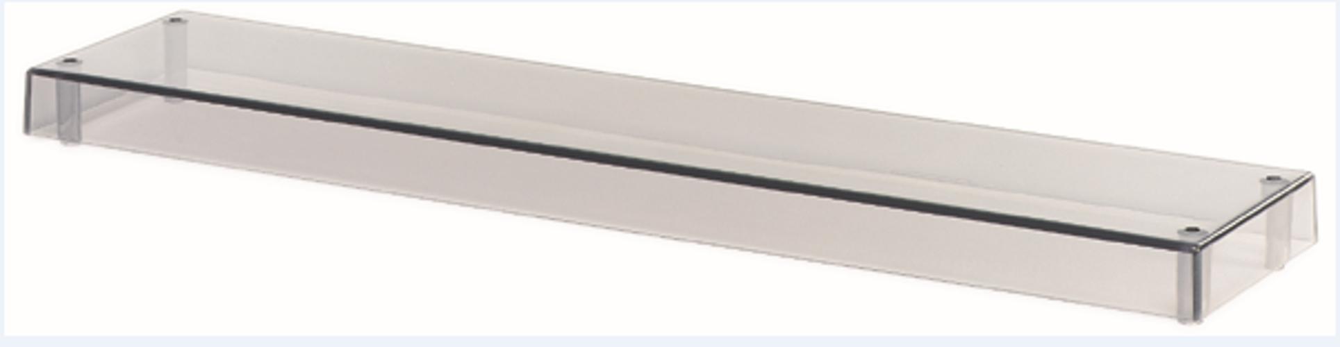 Tamper-Resistant Cover for Bogen Gold Seal Amplifiers