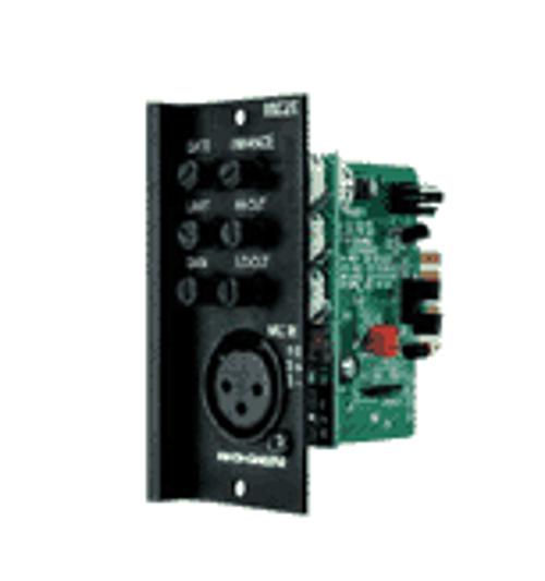 Mic Input Module, XLR