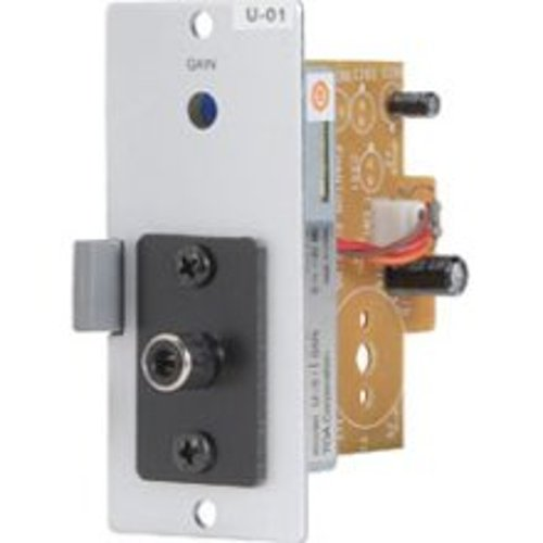 "900 Series Module with Female 1/4"" Unbalanced Line Input"