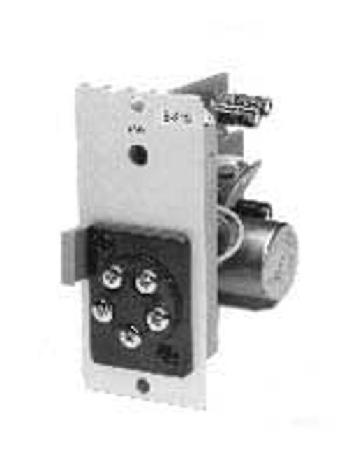 900 Series Bridging Transformer Module, Screw Terminals, with Volume Control