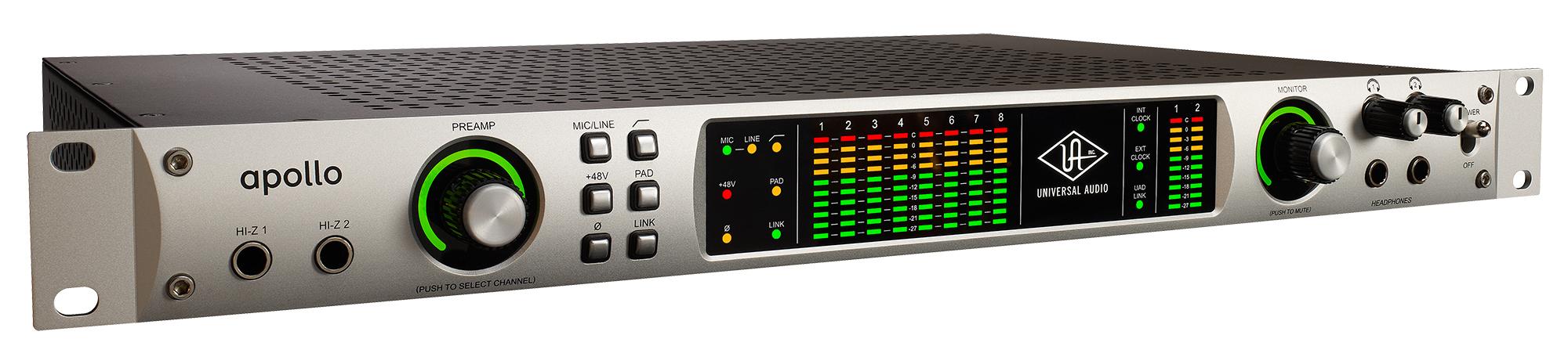 Universal Audio APOLLO-FIREWIRE 18x24 FireWire Audio Interface With