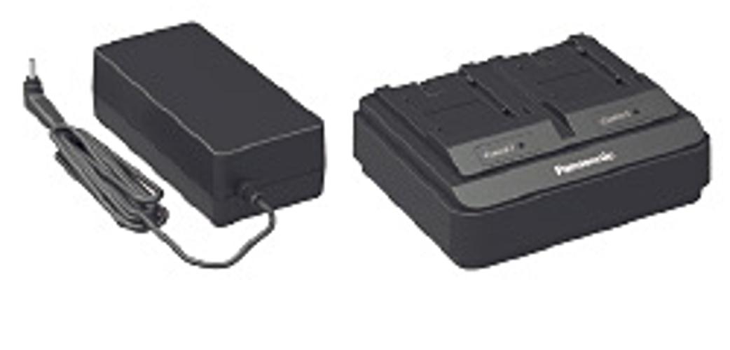 Battery Charger for AG-VBR & Other Batteries
