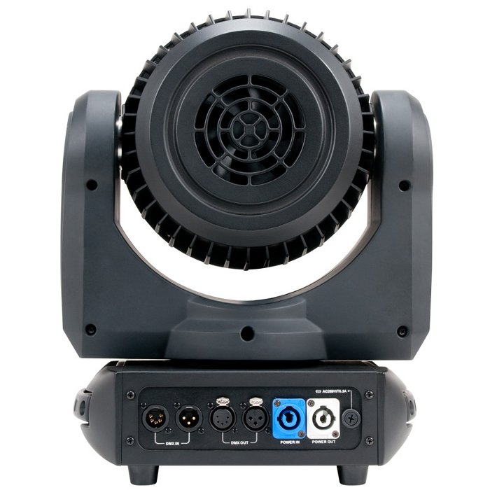 19x10W LED Moving Head Wash with Motorized Zoom