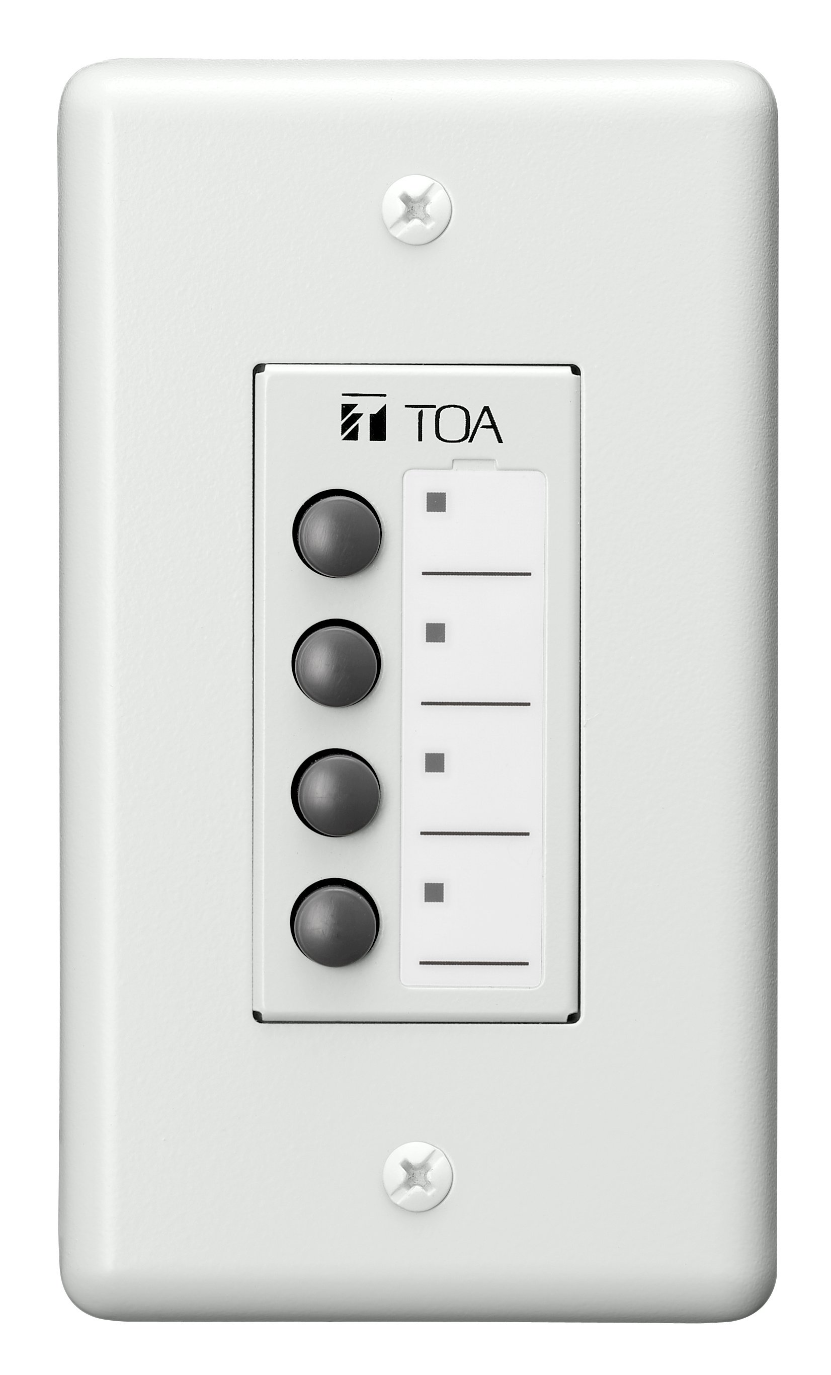 Remote Panel, 4 Buttons with LED
