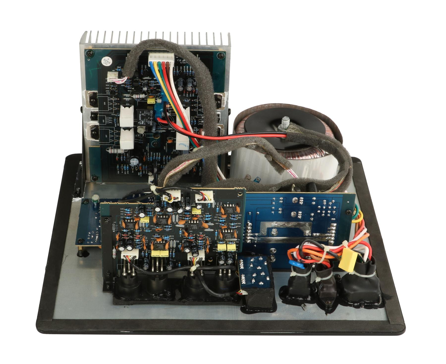 120v Amp Assembly for RP10S