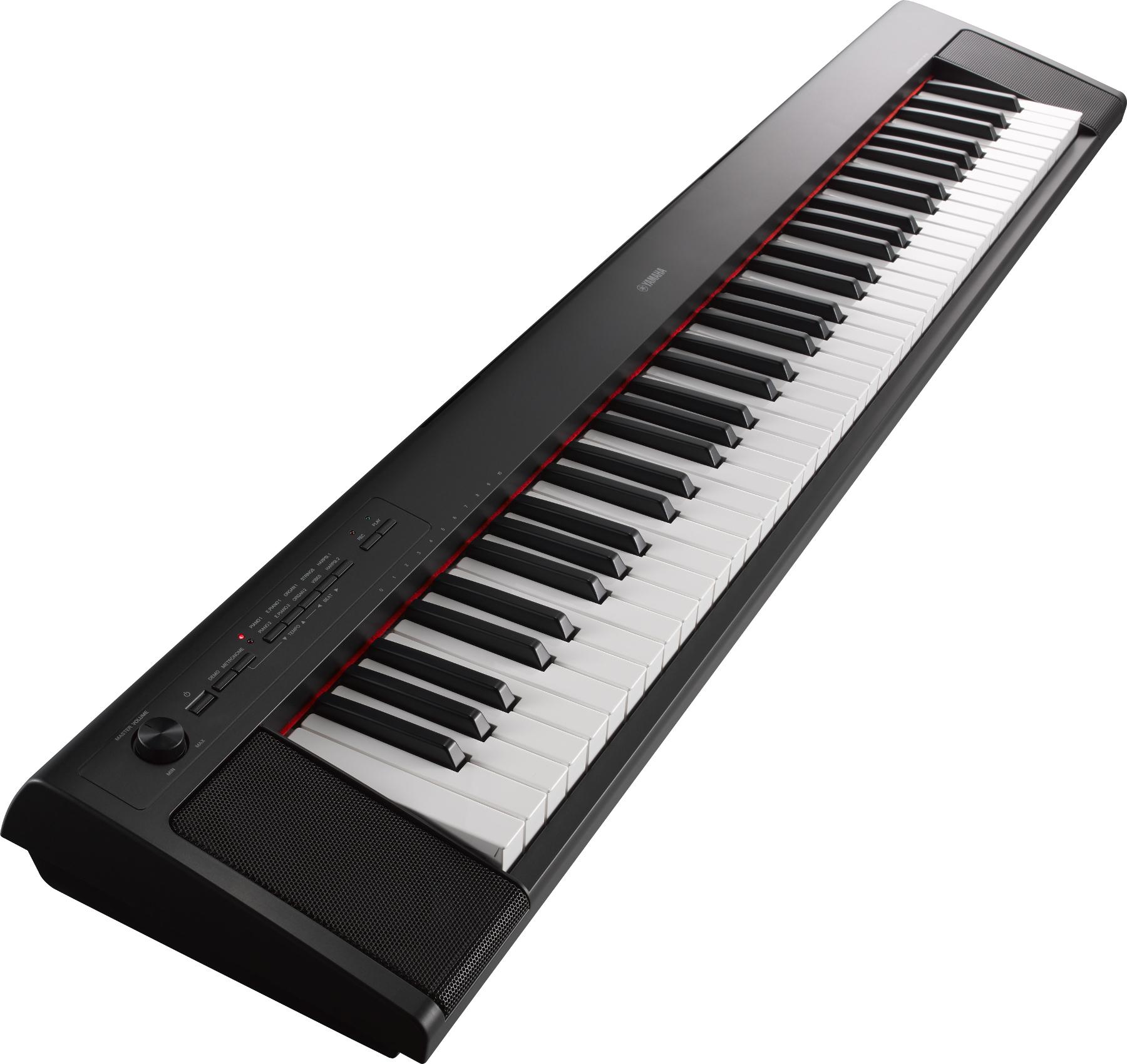 76-Key Piaggero Keyboard