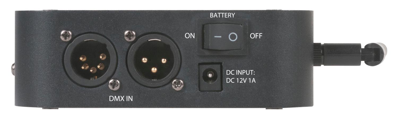 Elation Pro Lighting E-FLY-TRANSCEIVER  E-Fly Wireless DMX Transceiver E-FLY-TRANSCEIVER