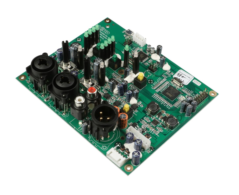 Program Control PCB Assembly for SRM550