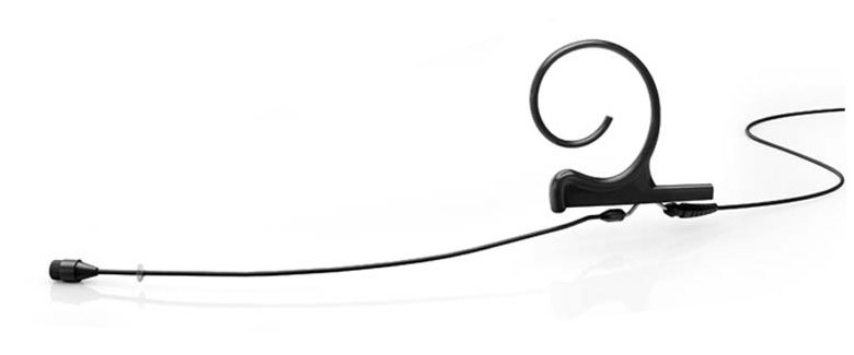 d:fine 66 Omnidirectional Headset Microphone, Black