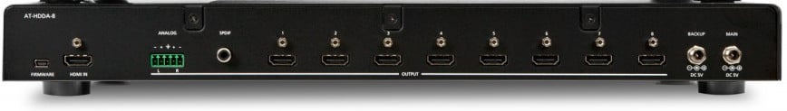 1x8 HDMI Ultra HD 4Kx2K Distribution Amplifier