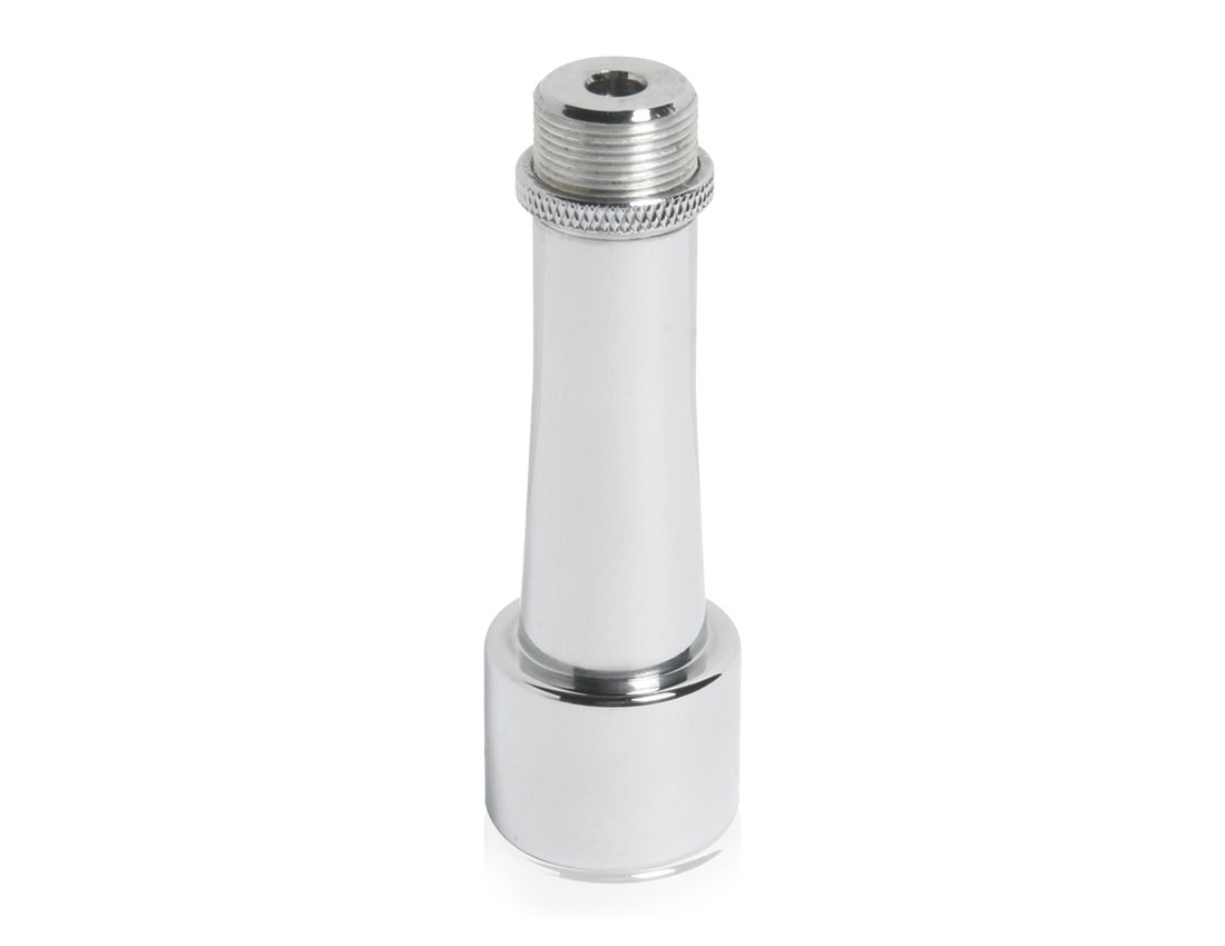 "7/8"" to 5/8"" Adapter for Microphone Stands, chrome"