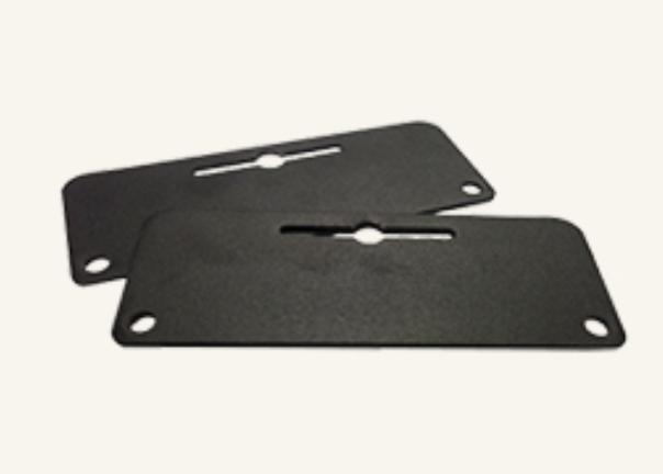 Mounting Wings for SVSI N-Series Encoders - Decoders