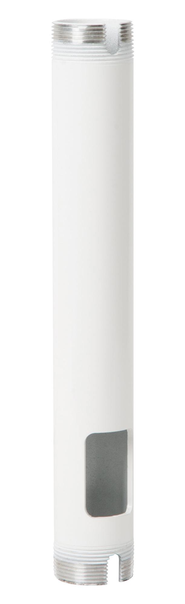 Peerless EXT102-W 2 ft Fixed Extension Column, White EXT102-W