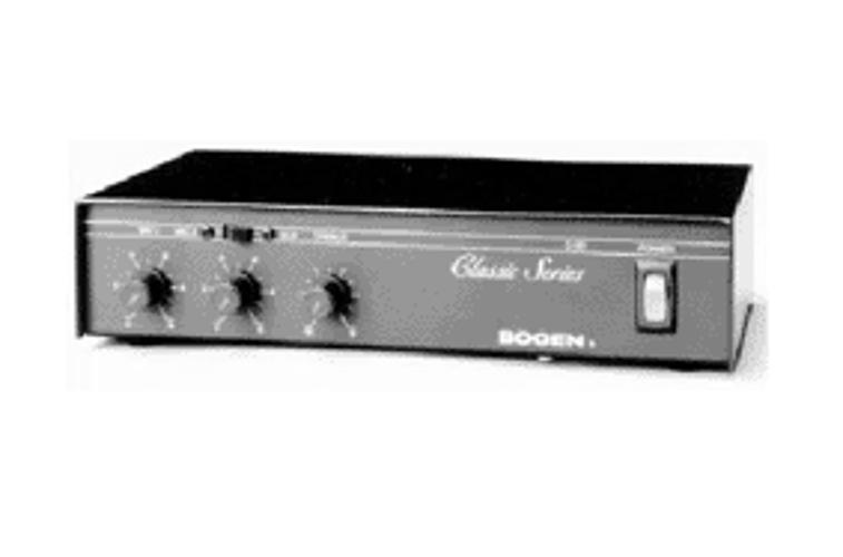 10 Watt Paging Mixer/Amplifier