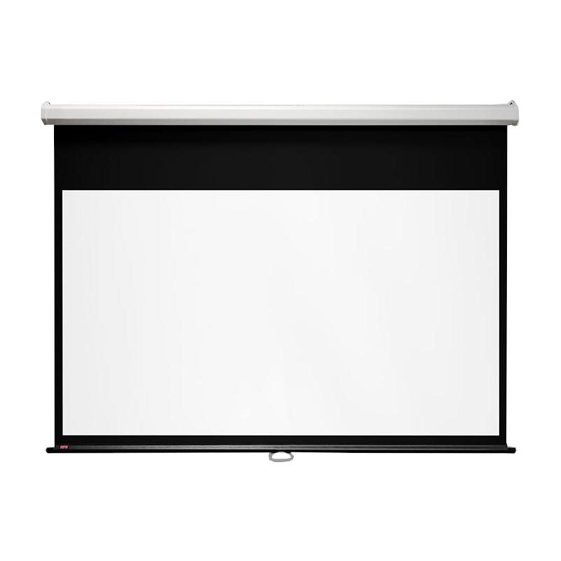 "109"" Luma Manual Projection Screen, 16:10, Matt White"