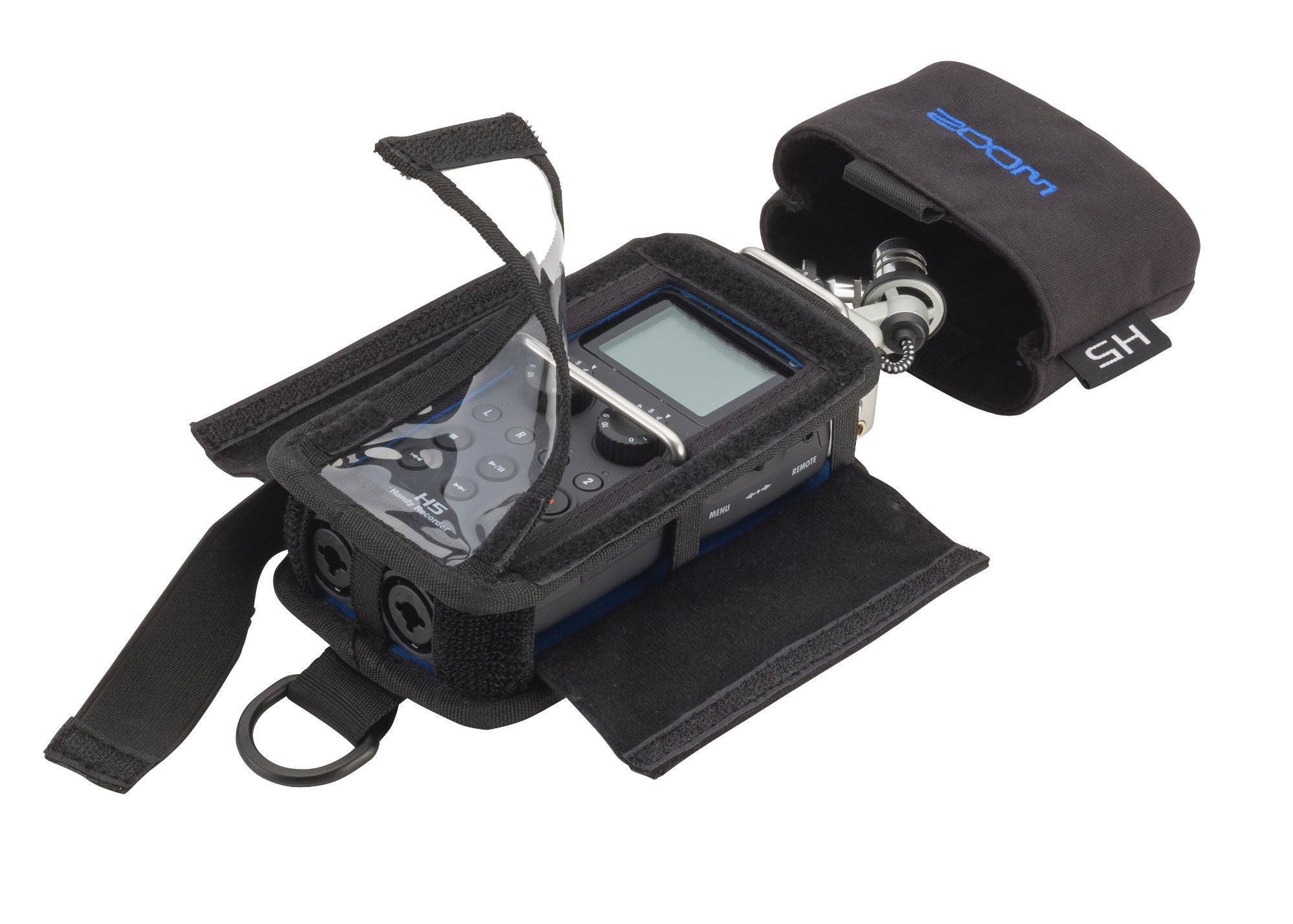 Protective Case for ZOOM H5 Handy Recorder by Zoom, PCH-5 | Full