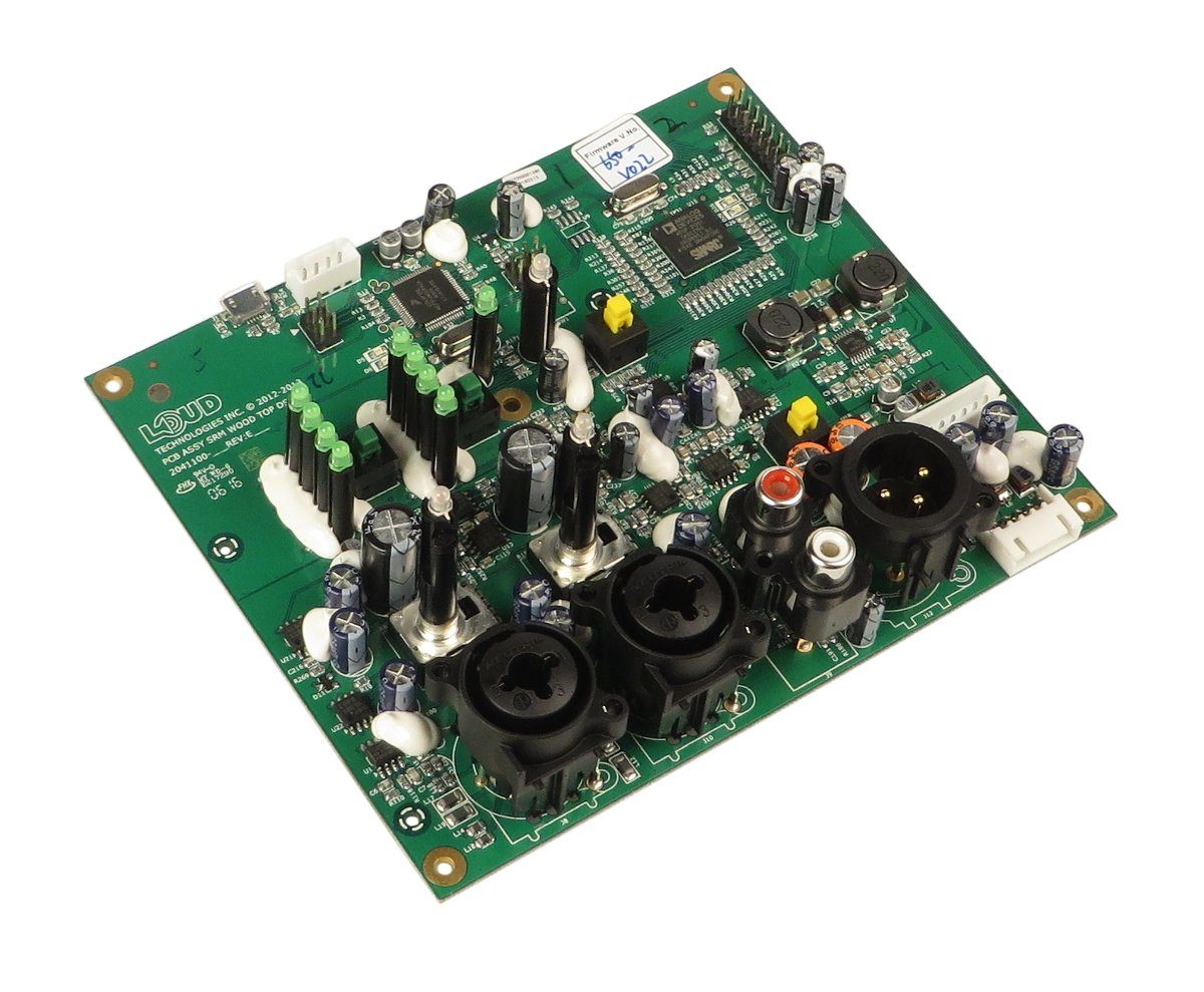 DSP Input PCB Assembly for SRM650