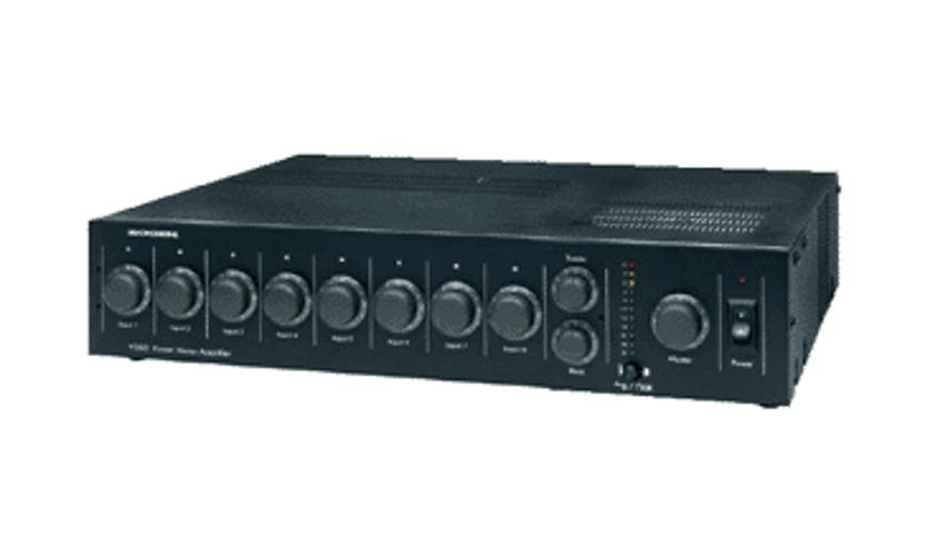 Mixer / Amplifier, 60W
