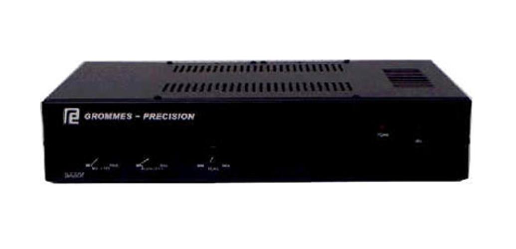 60 W 2-Channel Mixer/Amplifier
