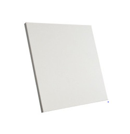 "2' x 4' x 1"" T-Coustic Drop Ceiling Tile in White"