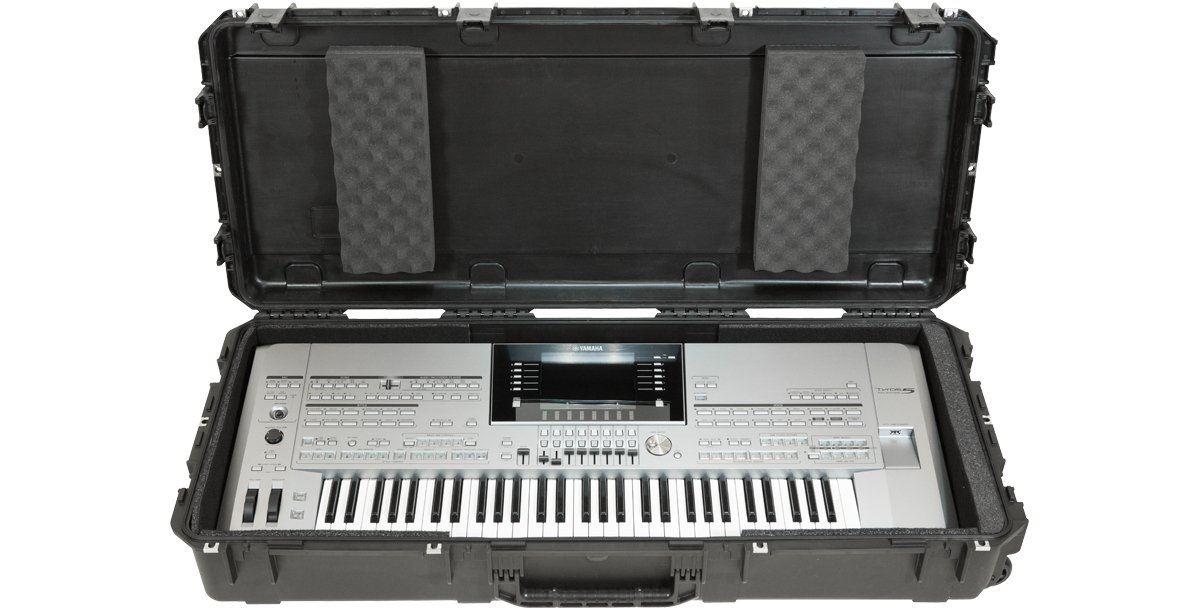 iSeries Watertight 61-Note Keyboard Case