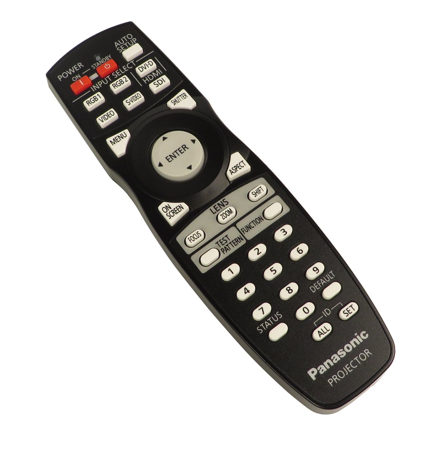 Remote for PT-DZ8700