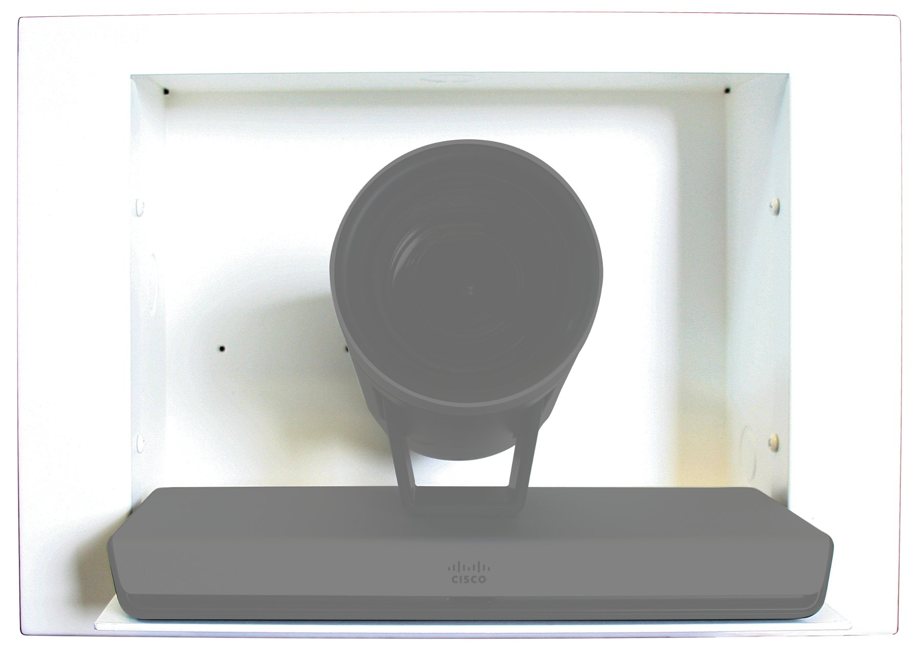 IN-Wall Enclosure for Cisco Precision 60 Cameras