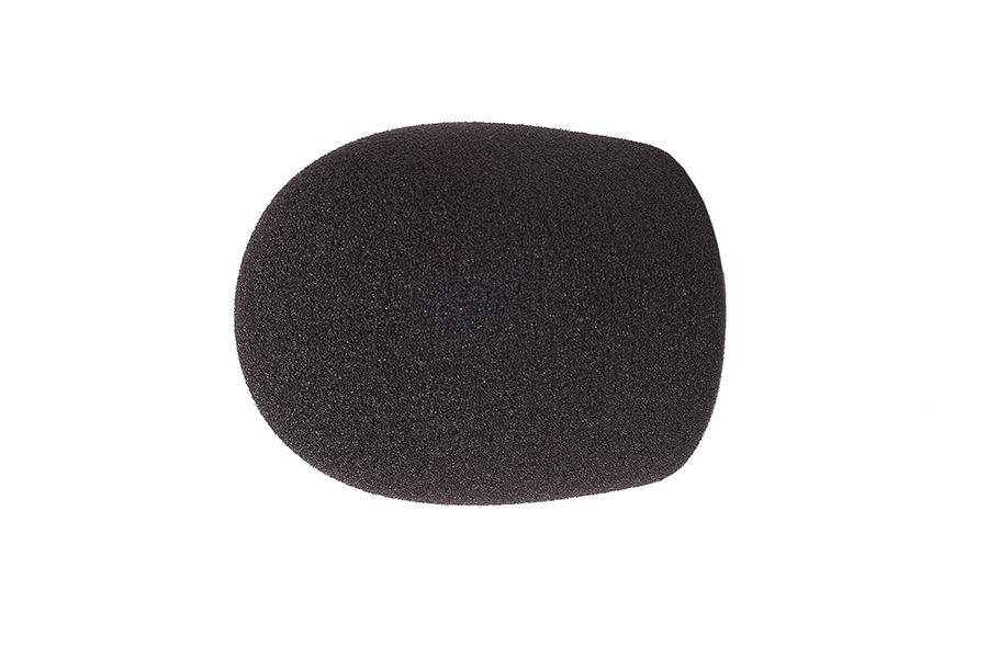 35/50 Foam Windscreen for Reporter Microphones