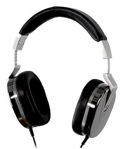Luxury Ruthenium Headphones