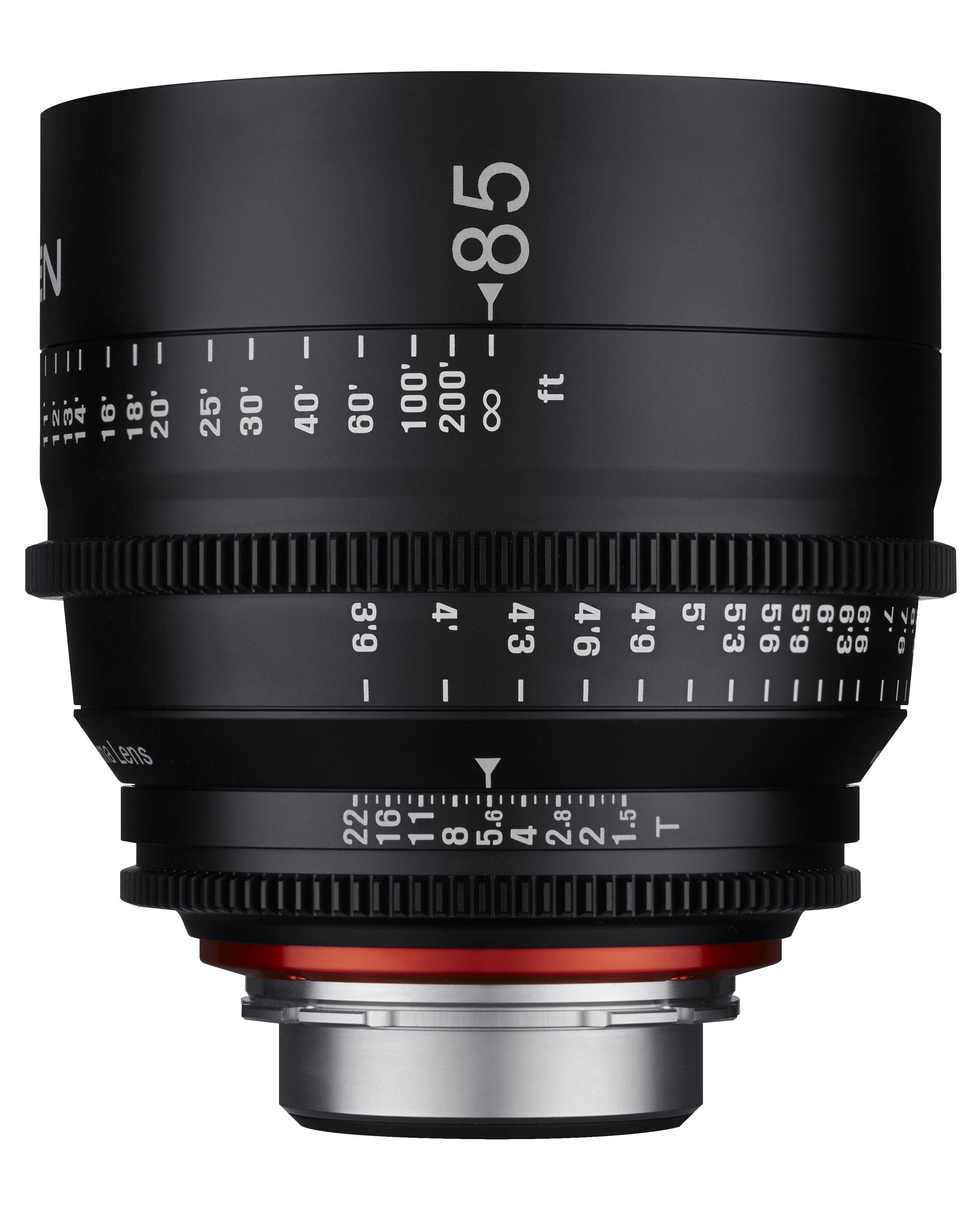 85mmT1.5 Professional Cine Lens