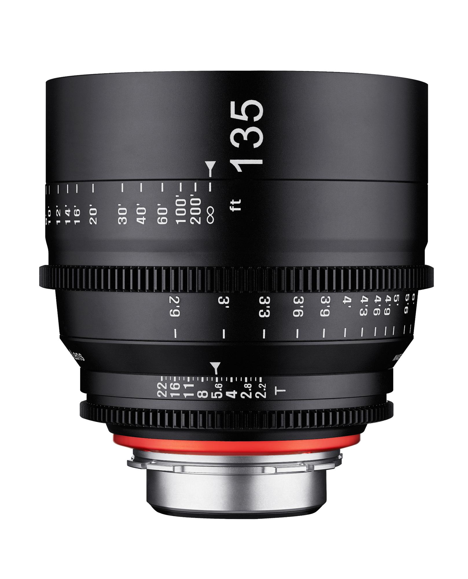 Professional Cine Lens