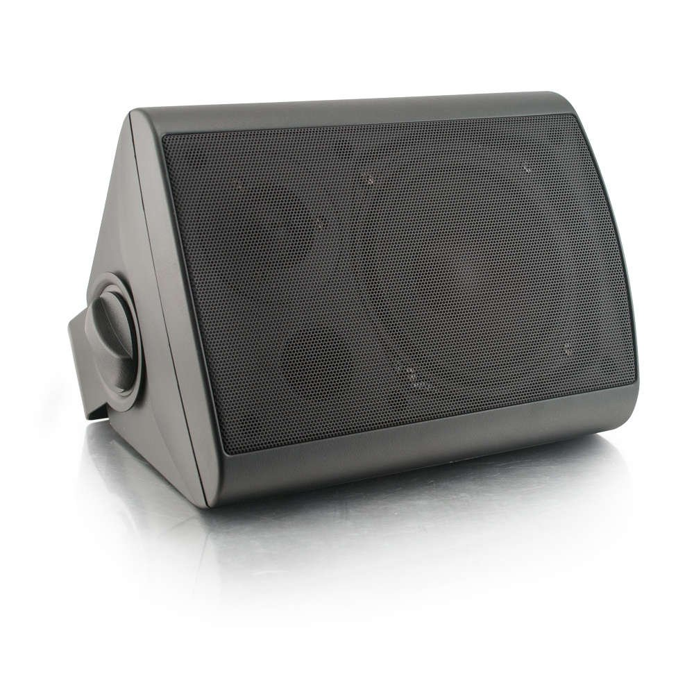 "5"" Wall Mount Speaker, Black"