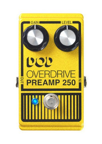 2013 Reissue Overdrive Guitar Pedal