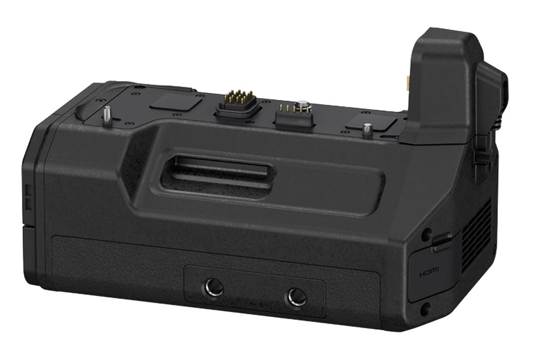 LUMIX 16.05 MP 4K DSLR Camera with DMW-YAGH A/V Interface