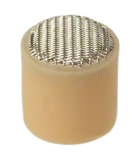 Beige Short Inlet Cap for MKE2 and HS2