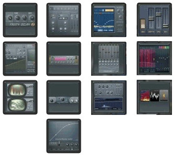 VSTi Plugin Bundle for Fruity Loops