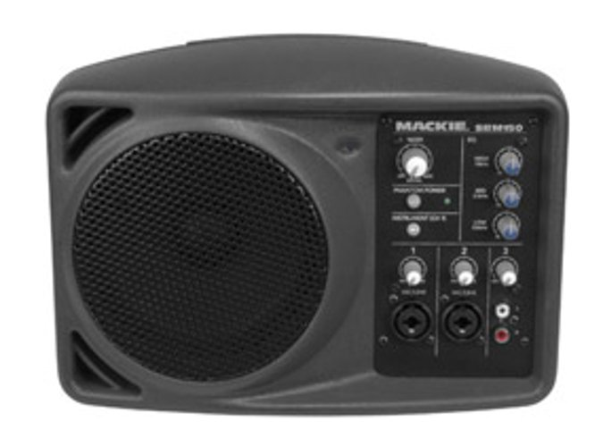 "5"" Compact Active PA System"