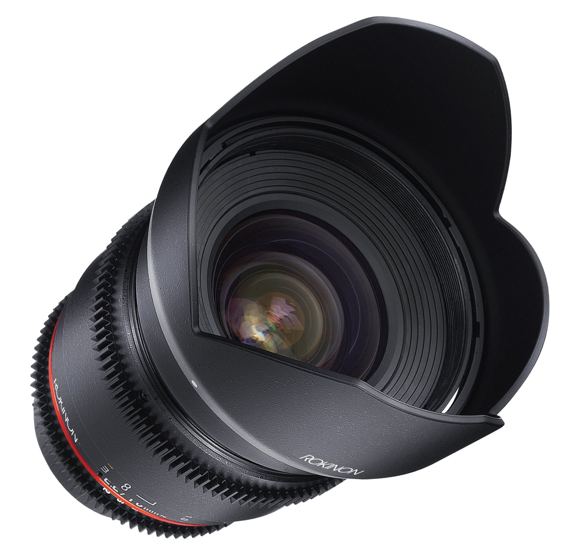 High Speed Wide Angle Cine DS Lens