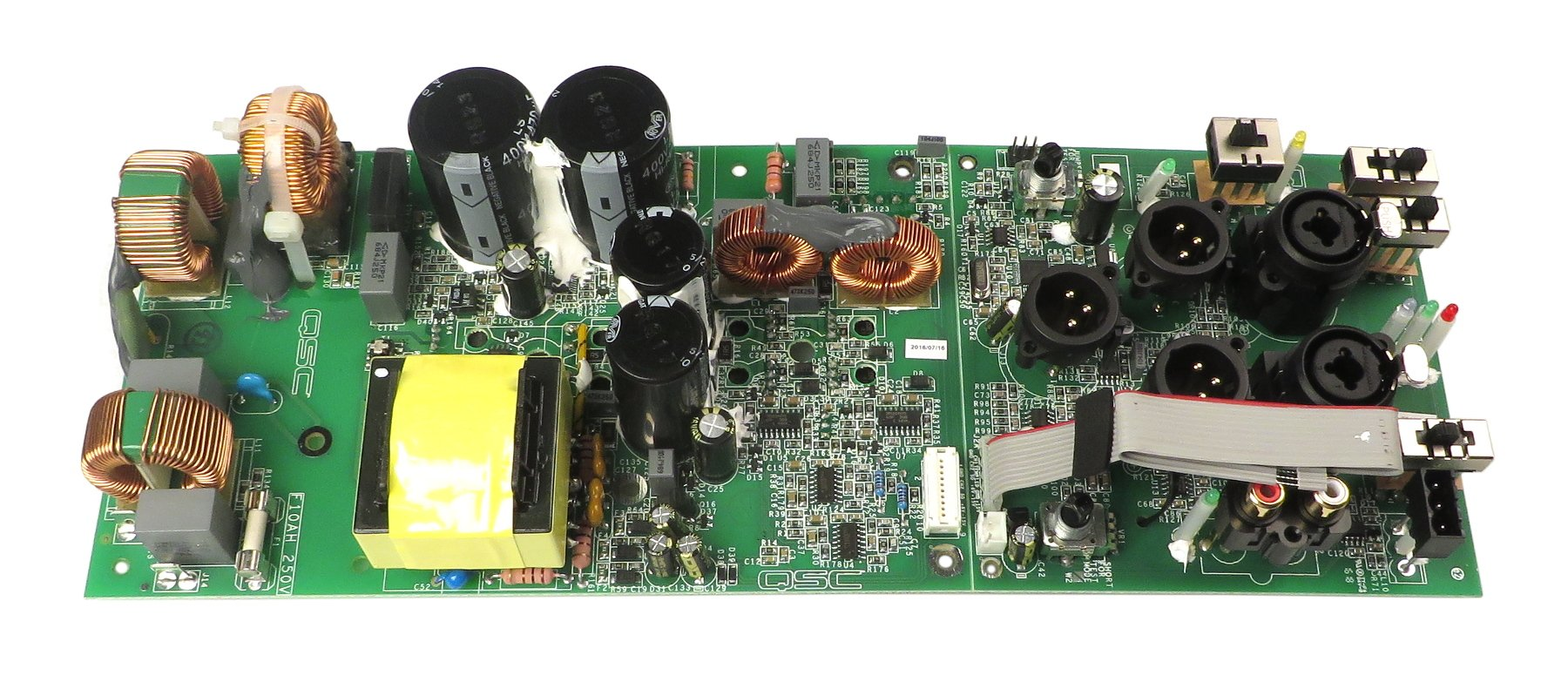 Power Breakaway PCB for K12