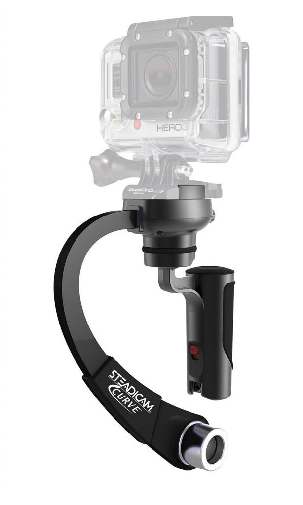 Stabilizer for GoPro HERO Action Cameras