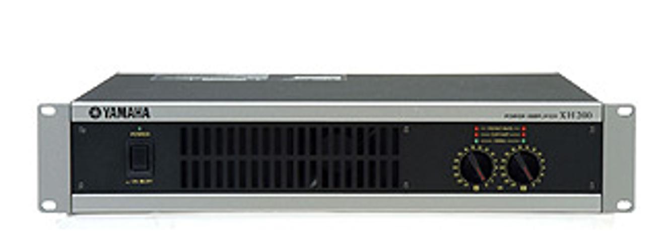 Distribution Power Amp, 200w, 4&8 Ohms, 70/100v, 2u