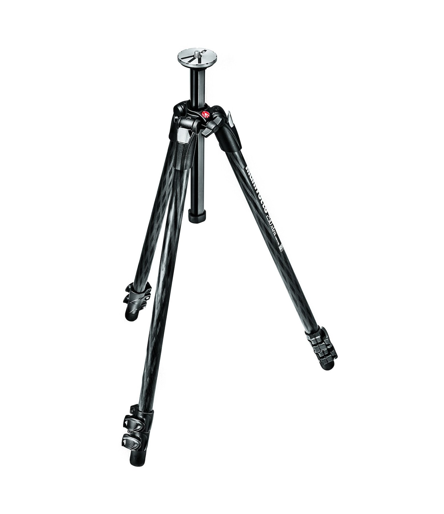 3 Section Carbon Fiber Tripod with Included Carry Bag
