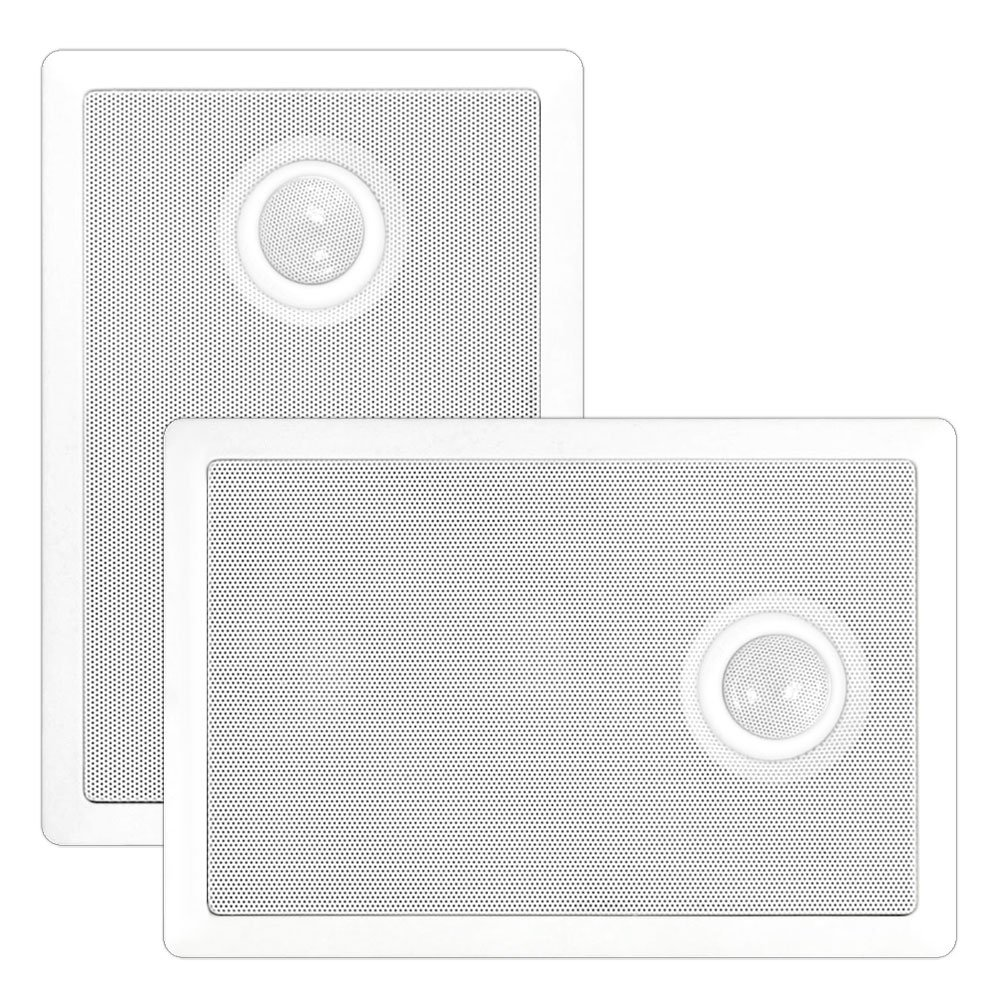 "5.25"" 2 Way In Wall Speaker Pair"